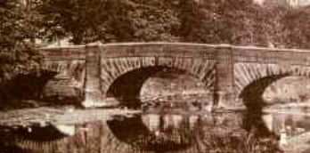 The River Aire at Gargrave – Gargrave Times Past